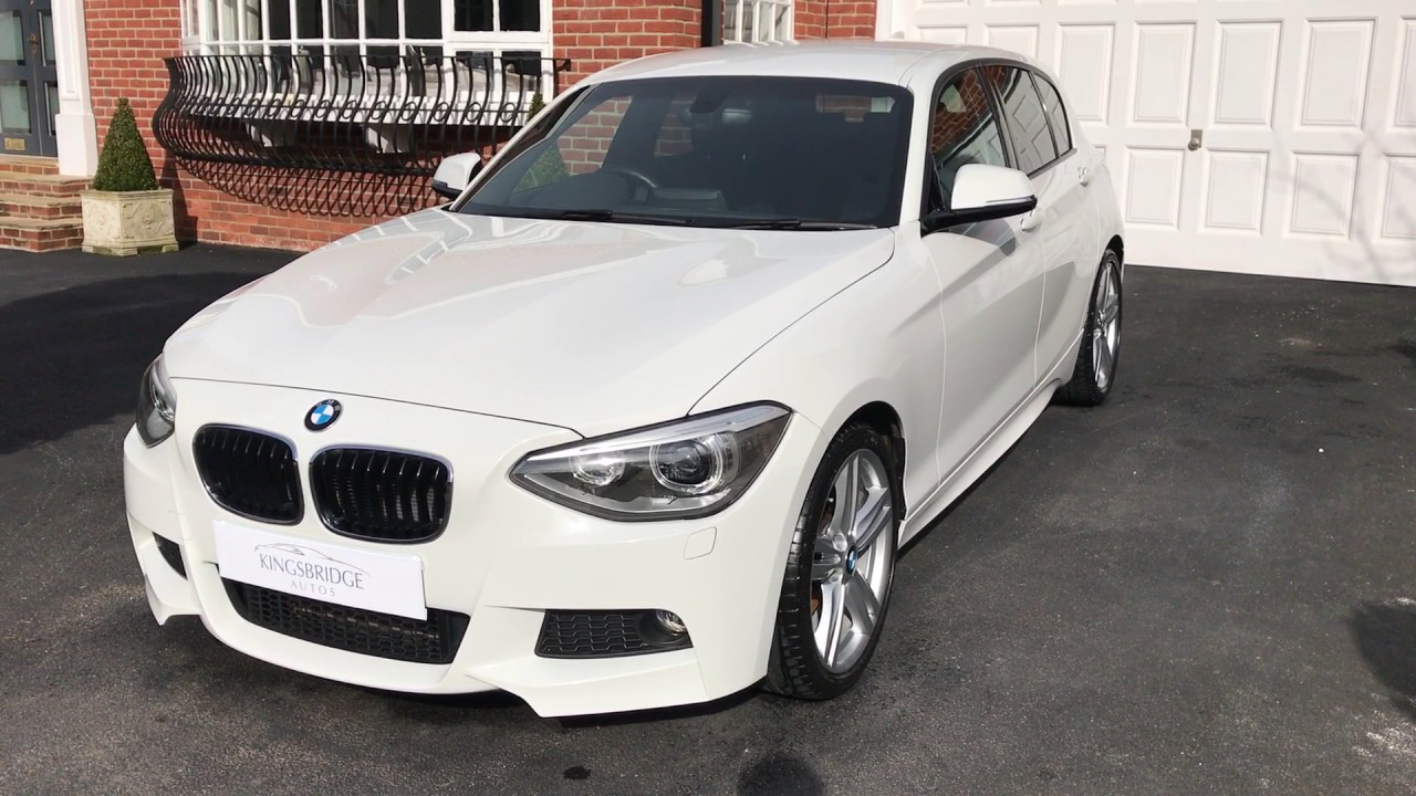 2012 Bmw 125i M Sport 5dr Manual Youtube