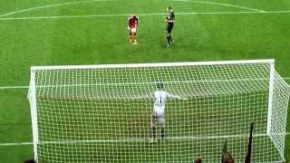 UEFA SUPERCUP FC Bayern - FC Chelsea 7-6 nE - Elfmeterschießen