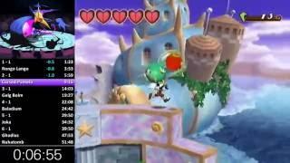 Klonoa Wii Speedrun | 51:36 [WR]