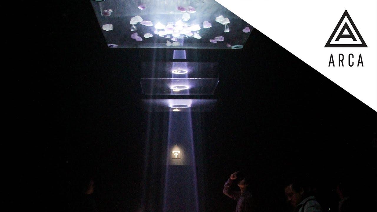 exposición ciudad de méxico y arte digital luz e imaginación youtube