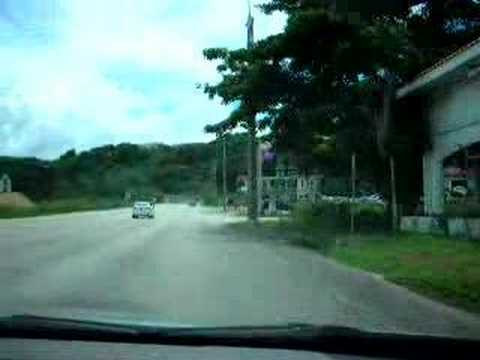 Driving: Agana (Hagatna)