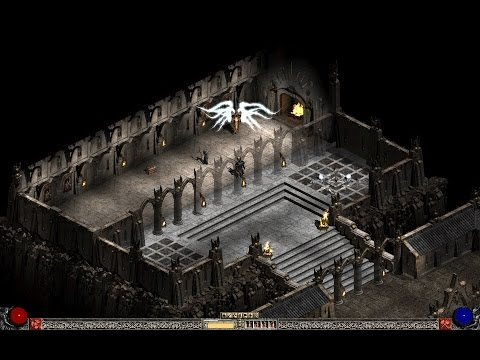 [June 2 17]  How to install Median XL:U XVI with D2MultiRes on Diablo II