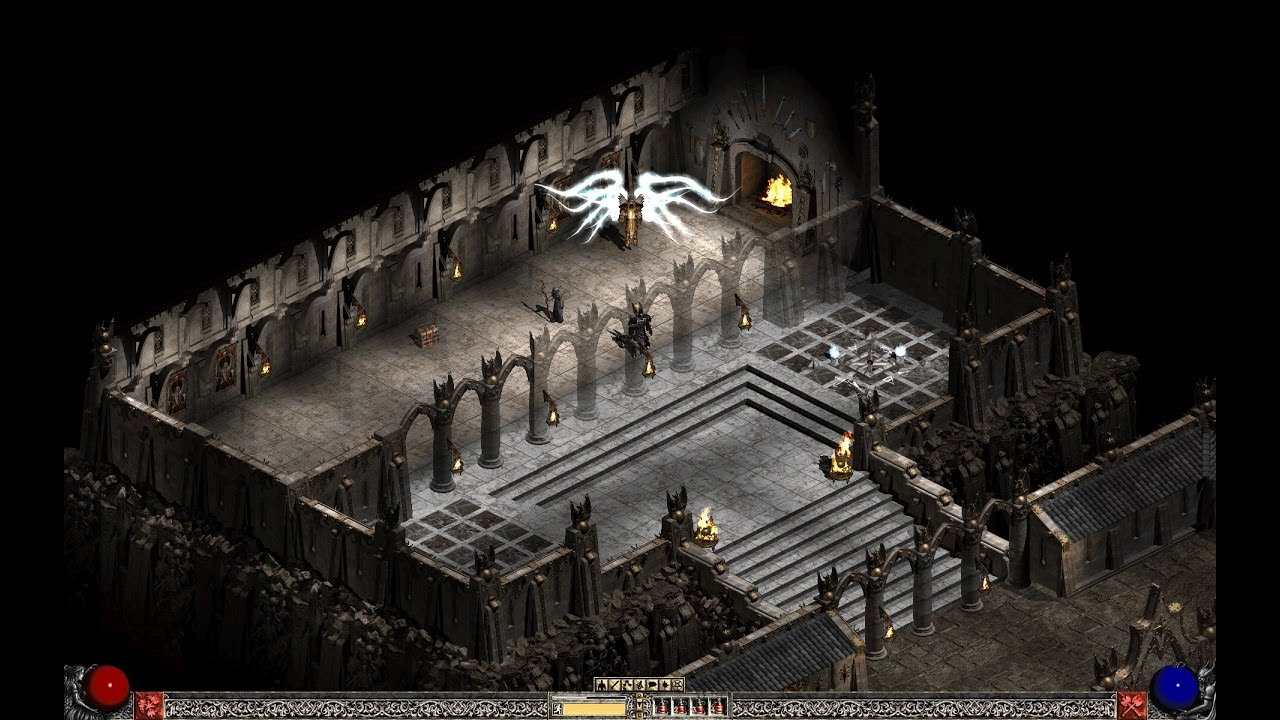 [June 2 17] How to install Median XL:U XVI with D2MultiRes on Diablo II