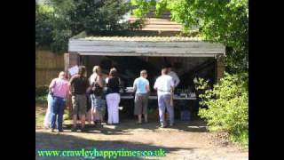 The British and World Marbles Championship at The Greyhound 2011.avi