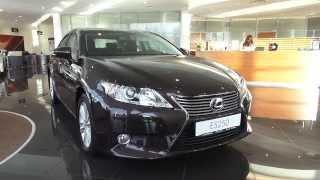 Lexus Es 2013 - Тест Драйв С Александром Михельсоном. Полная Версия