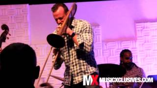 Performance: Sofi Jazz Performs At Somethin' Jazz Club in NYC