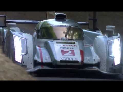 Audi R18 eTron Quattro - Goodwood Festival of Speed 2013