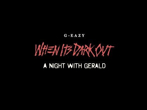 When It's Dark Out: A Night With Gerald