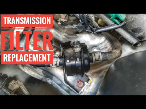 HOW TO REPLACE TRANSMISSION FLUID AND FILTER POPING SOUND FIX COLD START 2012-2014 ACURA TL TUTORIAL