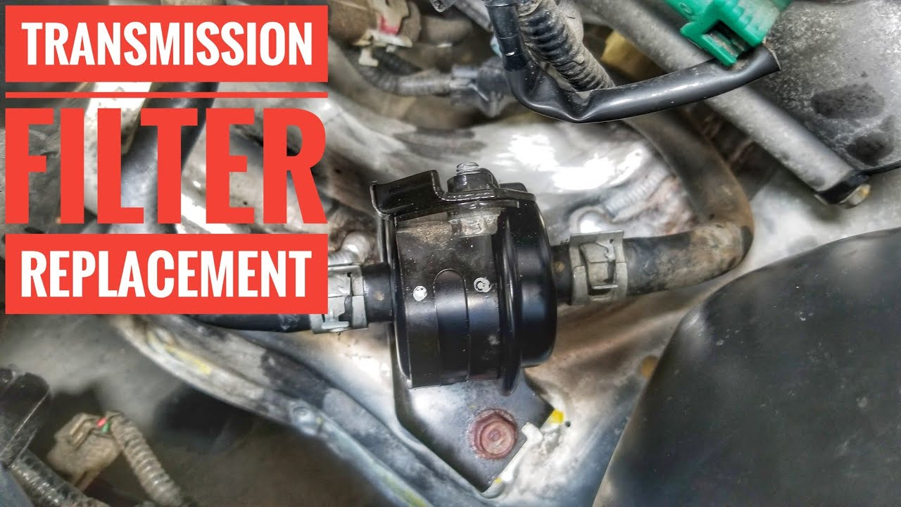 HOW TO REPLACE TRANSMISSION FLUID AND FILTER ACURA HONDA PILOT TL ILX MDX RDX RLX ZDX TUTORIAL