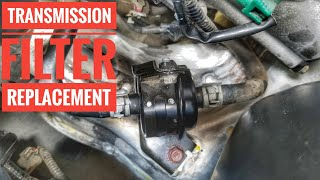 HOW TO REPLACE TRANSMISSION FLUID AND FILTER ACURA HONDA TL ILX MDX RDX RLX ZDX TUTORIAL