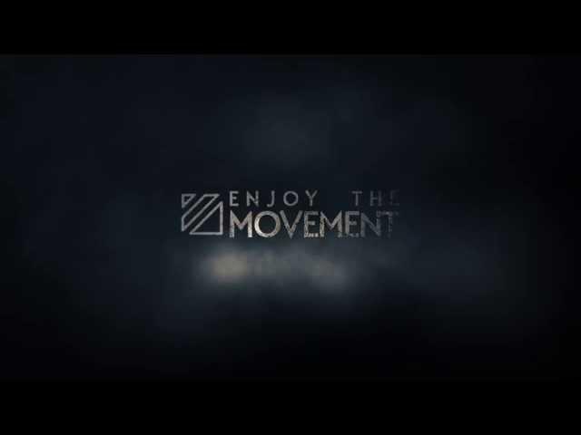 Enjoy the Movement | Animované logo