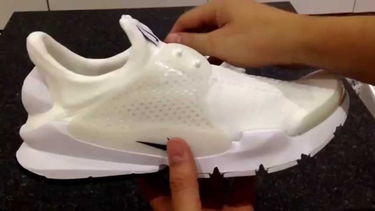 san francisco e8f21 43ddc Nike sock dart Independence Day pack  White  - YouTube