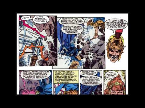 War of the Gods #03  of 4 [comic book]