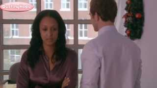 Tia Mowry (Double Wedding: 2010) [Purple Satin Blouse]