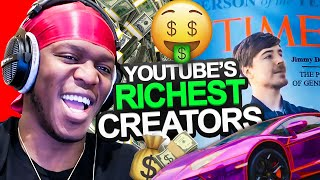 Richest Youtubers In 2020