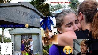 Am fost la mormantul lui XXXTENTACION!! EMOTIONANT (((