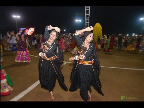 Live Garba- Gandhinagar Cultural Forum Navli Navratri- Day 10 and Mega Finals