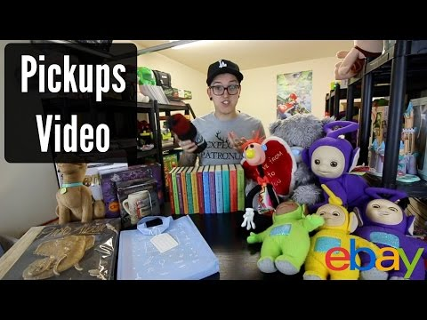 Reselling On eBay For Profit - Car Boot Sale & Gumtree Pickups Video