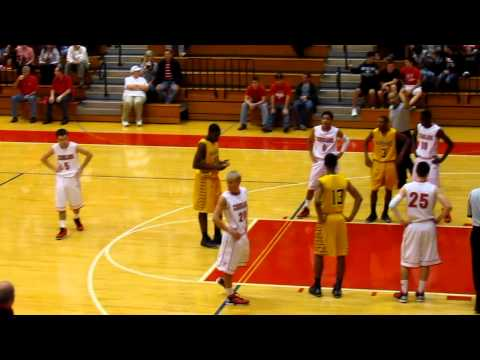 2-8-13 Tomball High School vs Thurgood Marshall High School  Video 1