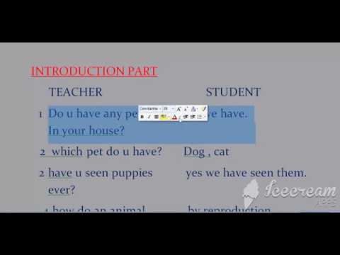 Science lesson lesson/ class 8 lesson plan/ reproduction in animals/ b ed  lesson plan/nios lesson pl
