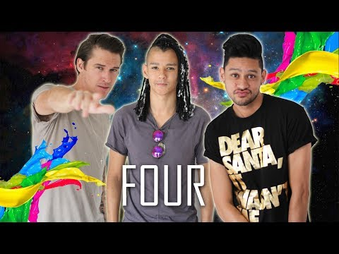 BOY BAND OR CONDOM BRAND?? with FOUR