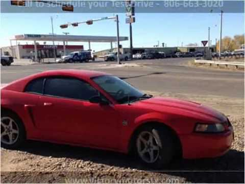 2004 ford mustang used cars pampa tx youtube for Victory motors pampa tx