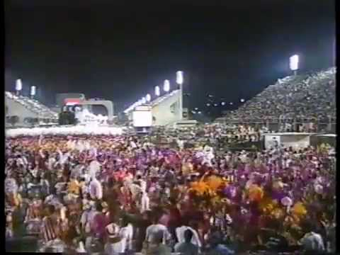 Salgueiro 1991 Manchete Completo