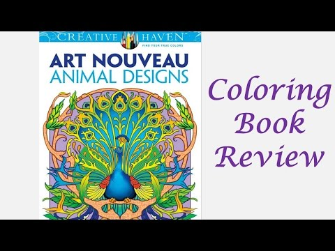 animal-designs-by-creative-haven-|-coloring-book-review