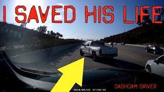 Bad Drivers FAIL Compilation 69 | I literally SAVED HIS LIFE!!!