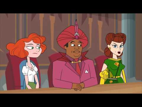 The Awesomes ss1-ep 6