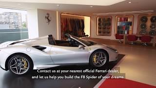 Continental Cars Ferrari F8 Spider Preview Youtube