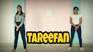 Tareefan ll veere di wedding ll choreography shubham ll Badshah