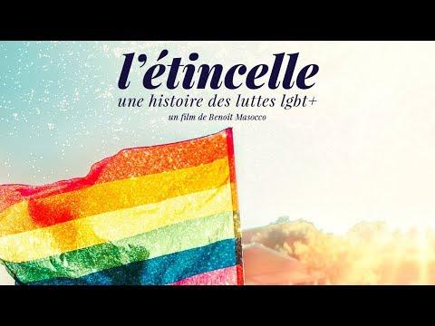 L'ÉTINCELLE : Une histoire des luttes LGBT+ - Bande Annonce