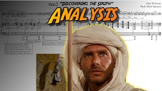 """Raiders of the Lost Ark: """"The Map Room"""" by John Williams (Score Reduction and Analysis)"""