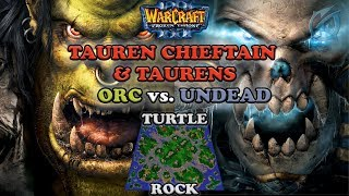 Grubby   Warcraft 3 The Frozen Throne   Orc vs. UD - Tauren Chieftain and Taurens Reque$t