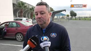 Славиша Стоянович: Доволен съм, че човек от калибъра на Павел Колев е в клуба