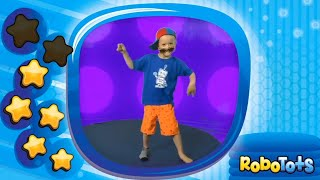 Baixar Preschool Learning for KIDS - WACKY WEDNESDAY- Toddlers YouTube Learn with me - RoboTots LIVE!