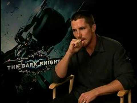 Christian Bale  for The Dark Knight