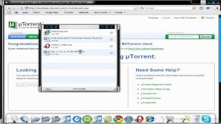 How to Download UTorrent 1.8.2 For FREE (HD)