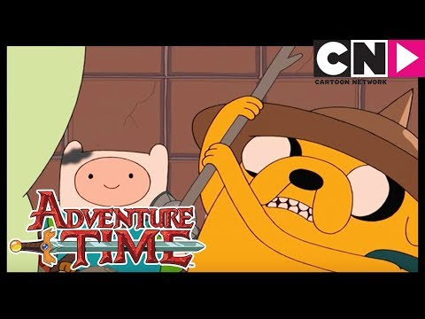 Dungeon Train is listed (or ranked) 16 on the list The Best Episodes of Adventure Time