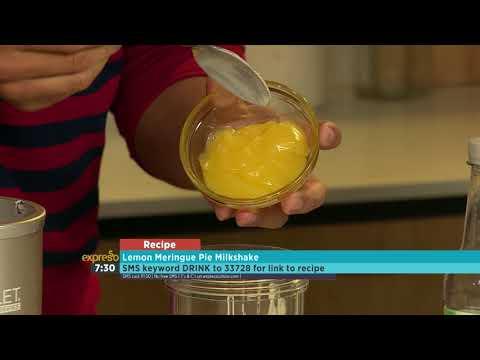 Lemon Meringue Pie Milkshake