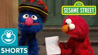Sesame Street: Elmo Inspires Grover with ELMOtivation!