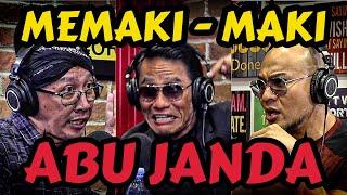 ABU JANDA HANYA DISINI‼️ DEBAT HABIS❗ DI MAAFKAN⁉️ EXCLUSIVE -Deddy Corbuzier Podcast