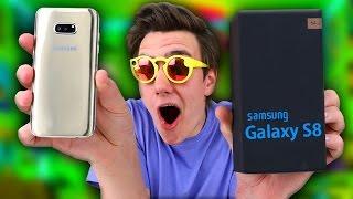 I Got a Fake Samsung Galaxy S8 Early