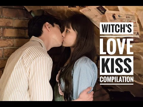 Witch's Love KISS Compilation -Hyun Woo & Yoon So-hee thumbnail