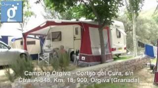 Camping Orgiva 01. Orgiva, Alpujarra, Granada, Andalucia, España, Guadalinfo