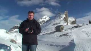 Swiss Alps Winter Photography - 1of2