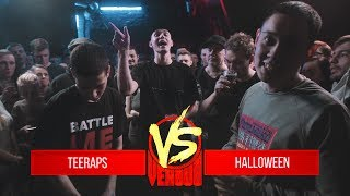 VERSUS: FRESH BLOOD 3 (Teeraps VS HALLOWEEN) Round 3