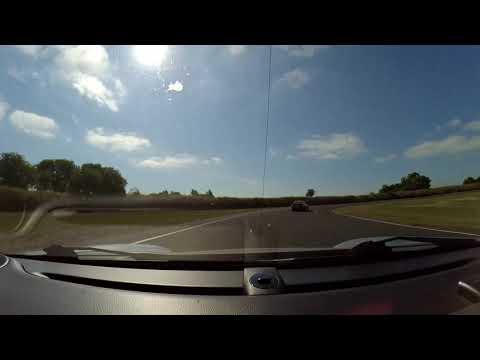 Boxster S overdriven chasing an Alfa Giulia QV